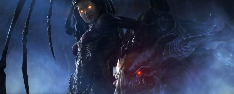 Illustration for article titled Ending Leaked For StarCraft II's Next Chapter?