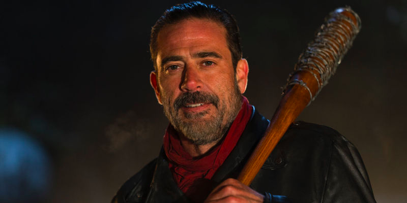 Illustration for article titled Negan Might Do Something That Was Once 'Impossible' in the Latest Clip From the Walking Dead Premiere