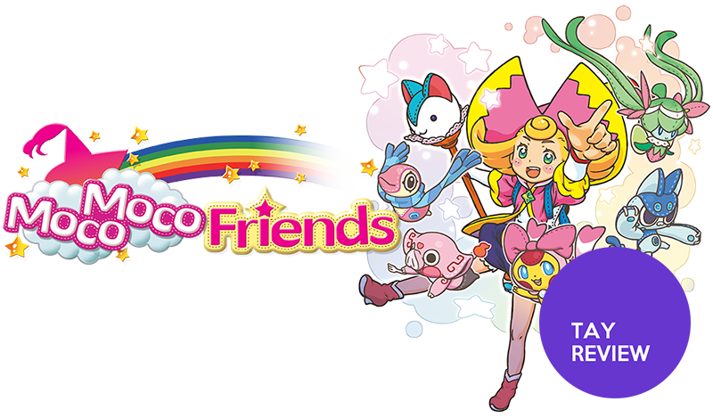 Illustration for article titled Moco Moco Friends: The TAY Review