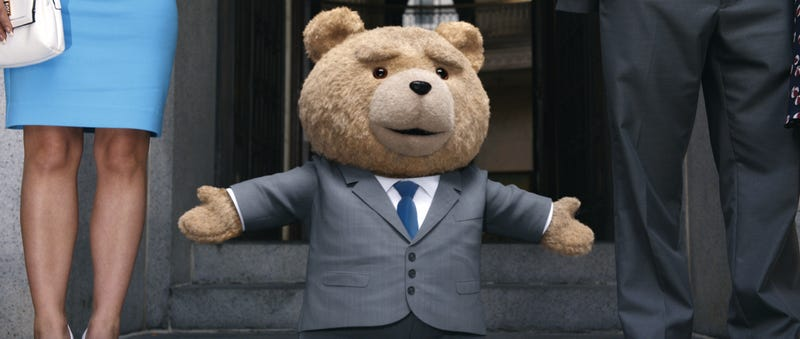 Illustration for article titled Ted 2Is the Most Earnest Movie You Never Wanted to See