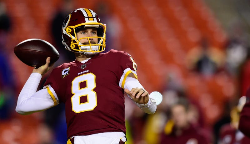 """Illustration for article titled Whoever Wrote Kirk Cousins's Farewell Blog Used """"Vikings"""" And """"Jets"""" Tags"""