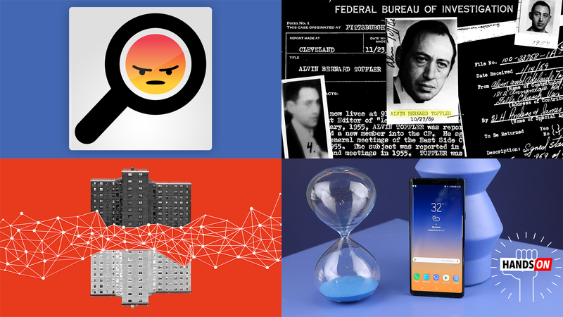 Illustration for article titled Facebook Got Mad at Us, Samsung Note 9, and Ajit Pai: Best Gizmodo Stories of the Week