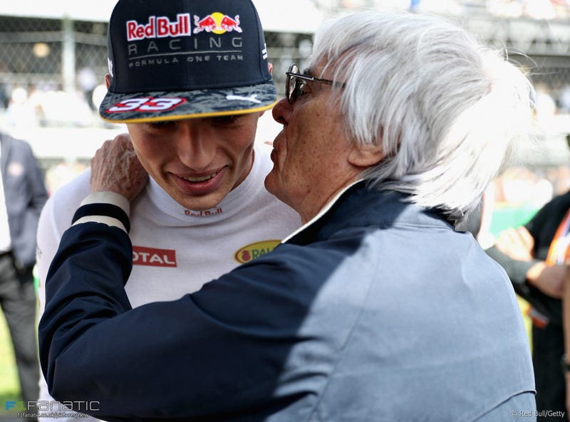 """""""Good. Use your aggressive feelings, boy. Let the hate flow through you"""", captions F1Fanatic user SaturnVF1."""