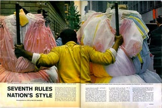 Illustration for article titled Second Life: New York's Garment District, '60s Style