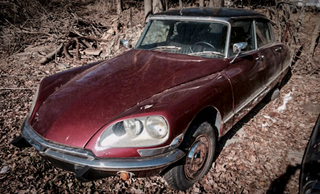 Illustration for article titled You Can Save This Extremely CheapCitroënDS FromRusting In The Woods