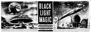 Illustration for article titled Word Origins: Imagineering (1940s)