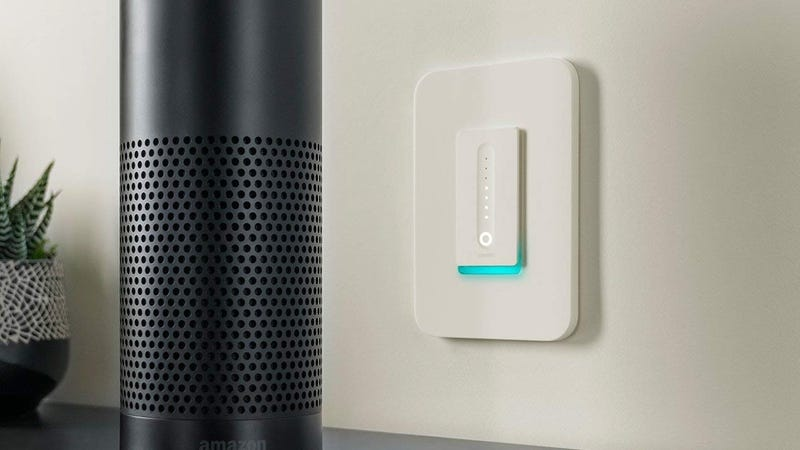WeMo Dimmer Light Switch | $48 | Amazon