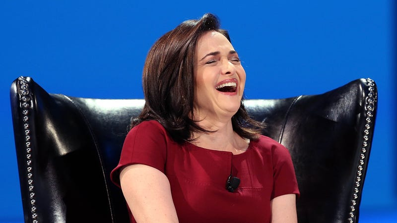 Illustration for article titled Sheryl Sandberg Bossily Insists that We Ban the Word 'Bossy'