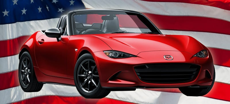 Illustration for article titled 2016 Mazda Miata Will Have 2.0 SKYACTIV Engine In USA, 1.5 Elsewhere