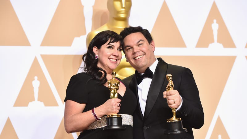 Illustration for article titled After Last Night's Oscar Win forCoco, Robert Lopez Is a Damn Double EGOT