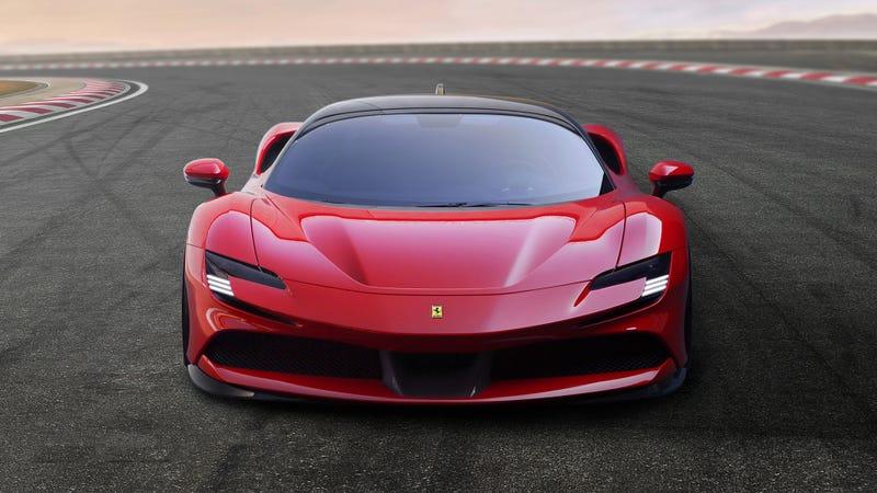 All image credits: Ferrari