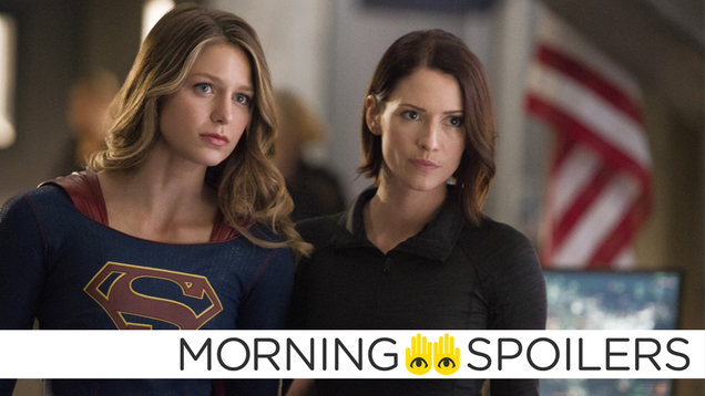 our first look at a major superman villain s arrival on supergirl