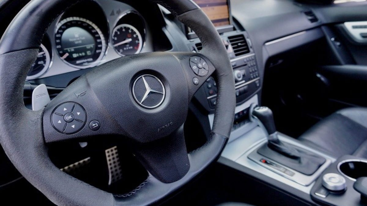 At 19 995 Might This 2009 Mercedes Benz C63 Amg Be An Omg Good Deal