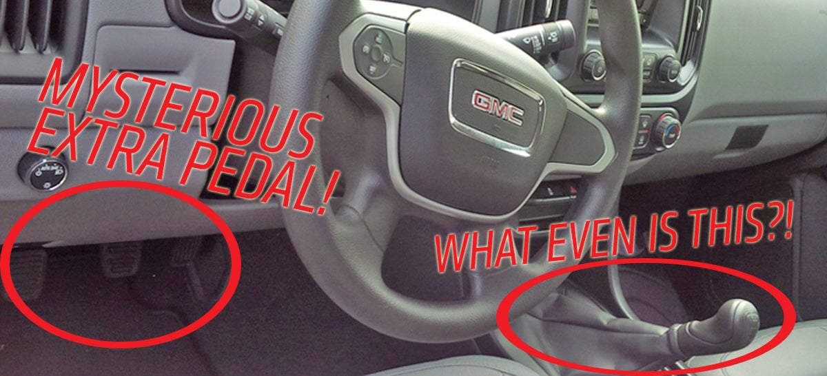 this dude actually bought a manual gmc canyon here s what it s like rh jalopnik com 2000 gmc sierra manual transmission for sale gmc sierra 1500 manual transmission for sale