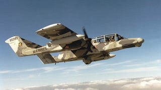 Illustration for article titled The Amazing OV-10 Bronco Was Never Allowed To Meet Its Full Potential