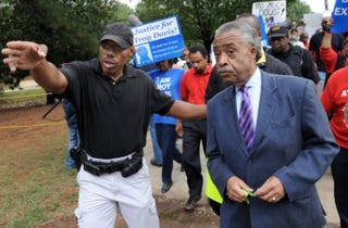 The Rev. Al Sharpton (Getty Images)