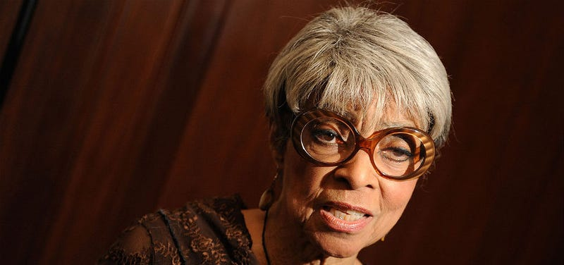 Illustration for article titled Ruby Dee, Hollywood and Civil Rights Legend, Has Died at 91