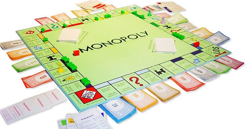 Imagen: Monopoly. Wikimedia Commons