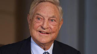 Billionaire investor George Soros in 2012Sean Gallup/Getty Images
