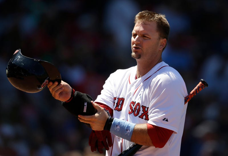 Illustration for article titled Red Sox DFA A.J. Pierzynski, Smear Him On His Way Out