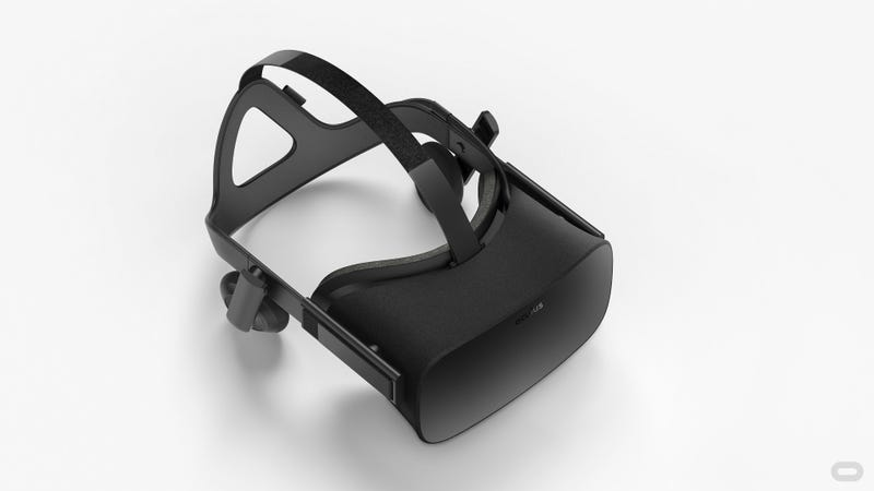 Illustration for article titled Did You Back Oculus Rift On Kickstarter? Then You'll Get the New One For Free