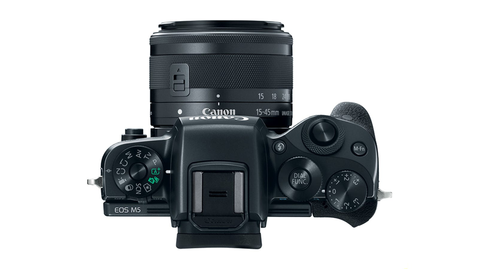 Canon\'s Latest Stab At Mirrorless Cameras Could Actually Be Great