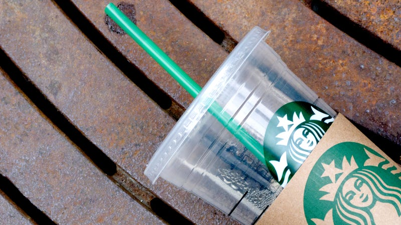 Illustration for article titled Starbucks to replace straws with new type of lids by 2020