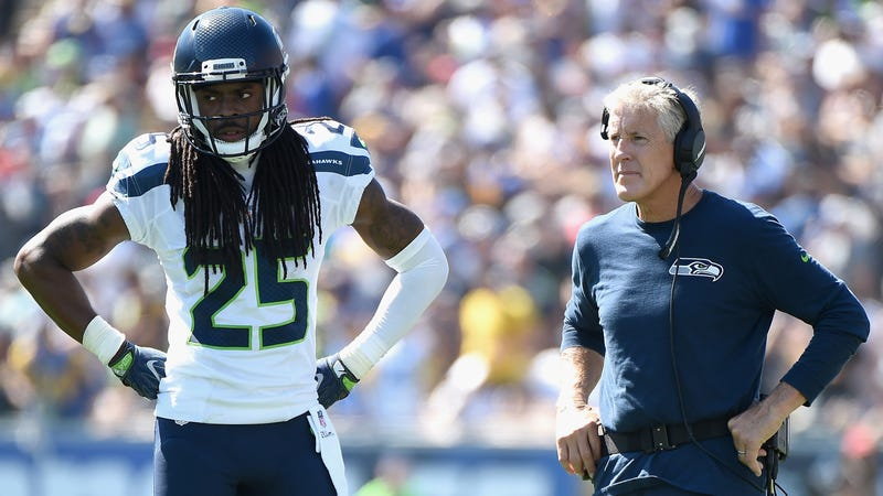 Richard Sherman to players: Want bigger deals? Be willing to strike
