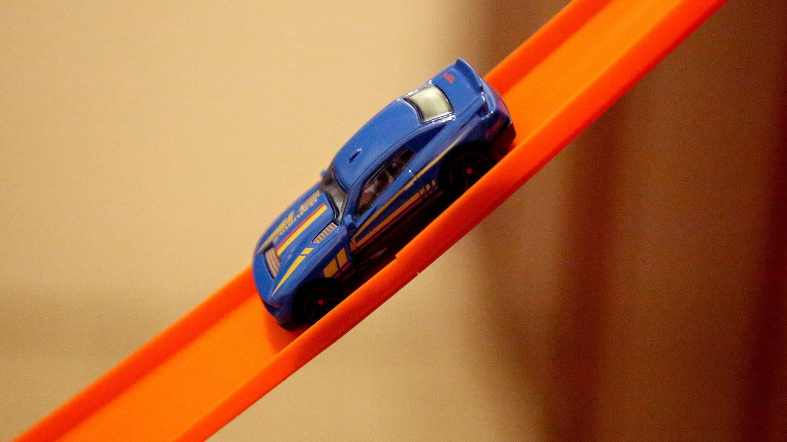 Hot Wheels Ranked Number One Toy For Rolling Down Ramp