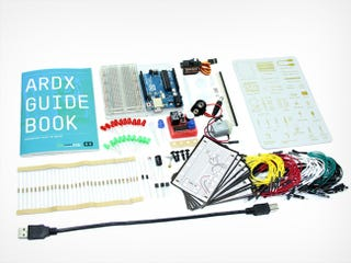 Illustration for article titled Build Your Own DIY Robotics Projects: Save Nearly 90% On This Starter Kit
