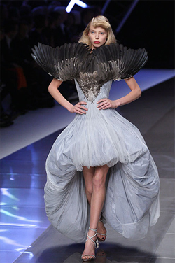 Illustration for article titled McQueen, Chloe, Galliano, Nina Ricci: The Critics Speak