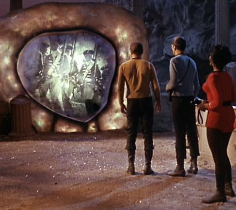 Windows to Other Worlds: A Gallery of Portals in Science Fiction and