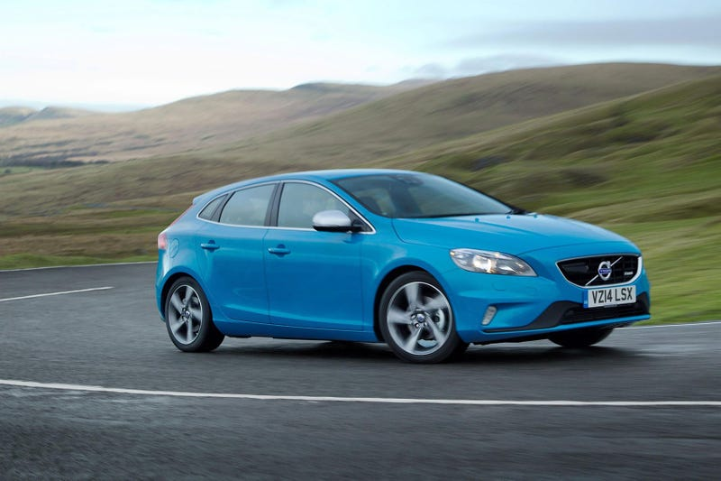 Illustration for article titled North America just needs to get the damn Volvo V40 already.