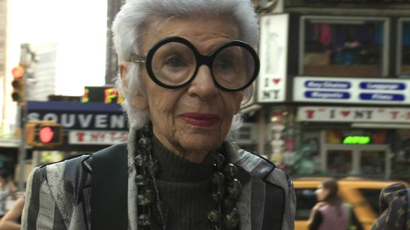 Illustration for article titled Fashion-focused Iris is a modest late effort from documentary legend Albert Maysles