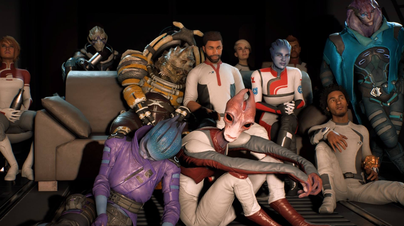 Mass Effect Andromeda, $48