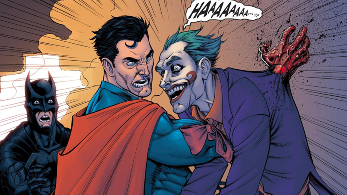 DC Comics' Injustice Is the Best Evil Superman Story of All Time