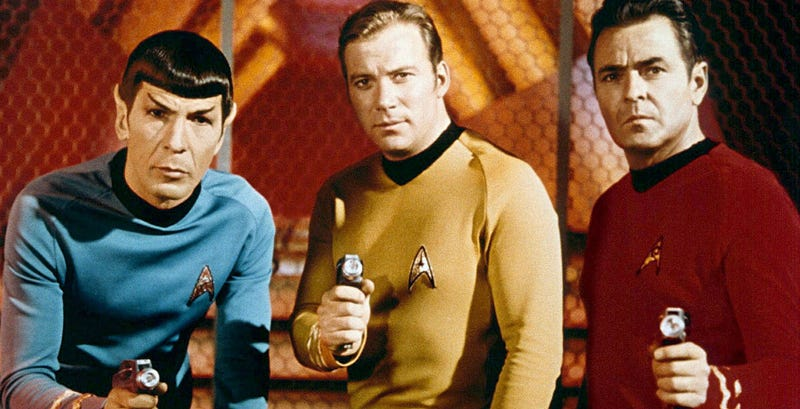Illustration for article titled Star Trek Getting a NewConvention for Its 50th Anniversary Is Highly Logical