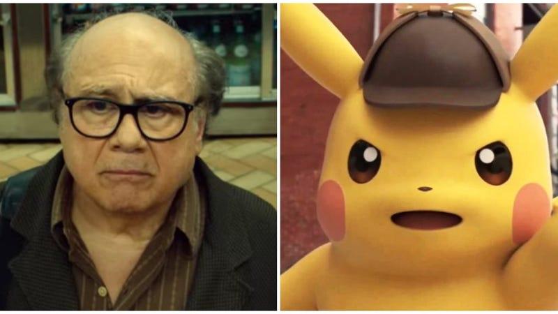 Danny DeVito Fans React To Detective Pikachu Announcement