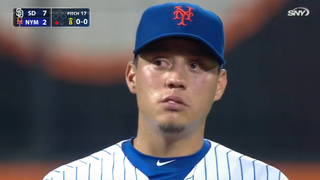 Wilmer Flores Cries After Learning He'd Been Traded, Stays In The Game (UPDATE)