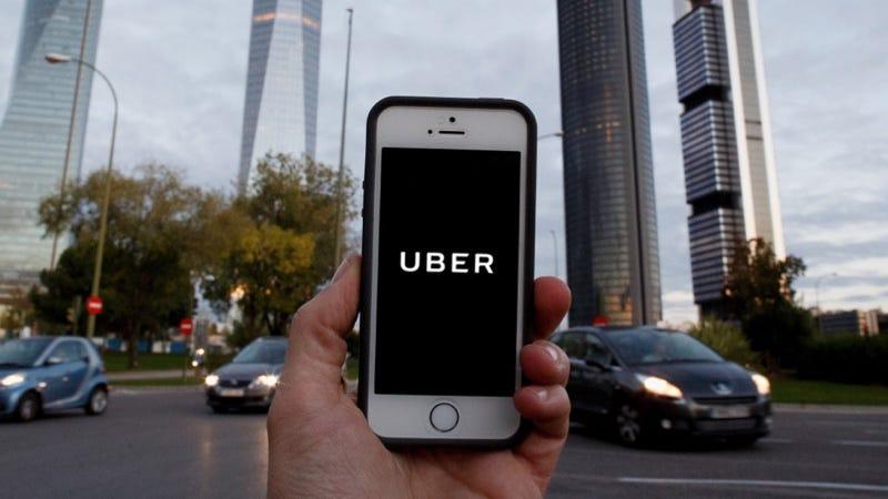 Illustration for article titled Un juez permite a Uber y Cabify circular por Madrid sin restricciones, como los taxis