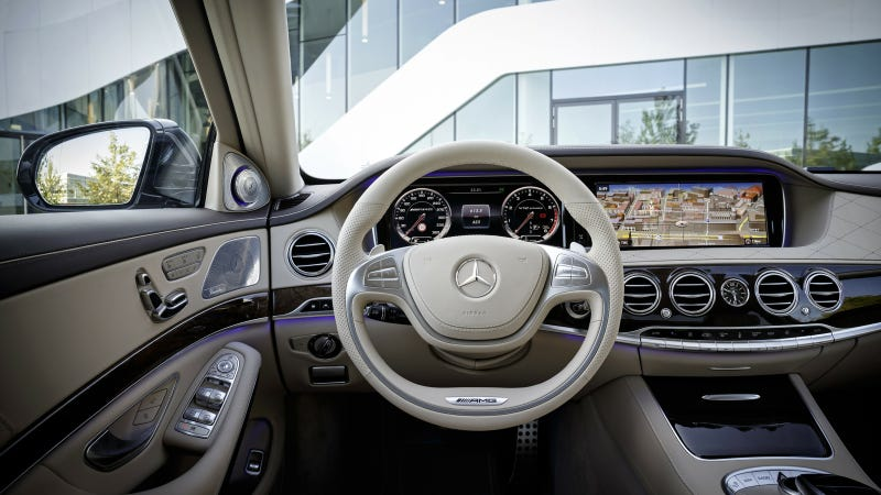 Illustration for article titled The New Mercedes-Benz S 65 AMG: Driving Performance In Its Perfect Form