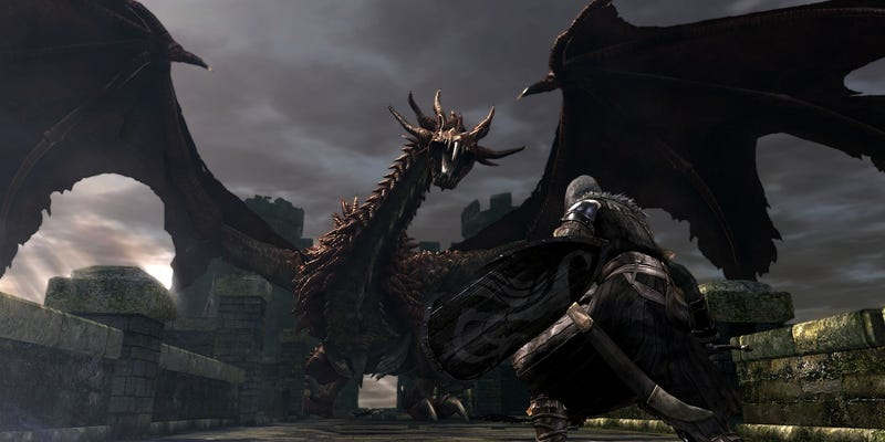 Illustration for article titled Dark Souls' PC Version, Fixed Up And Looking Fine
