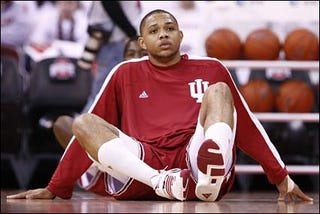 Illustration for article titled Did Rampant Drug Use Doom The '07 Indiana Hoosiers?