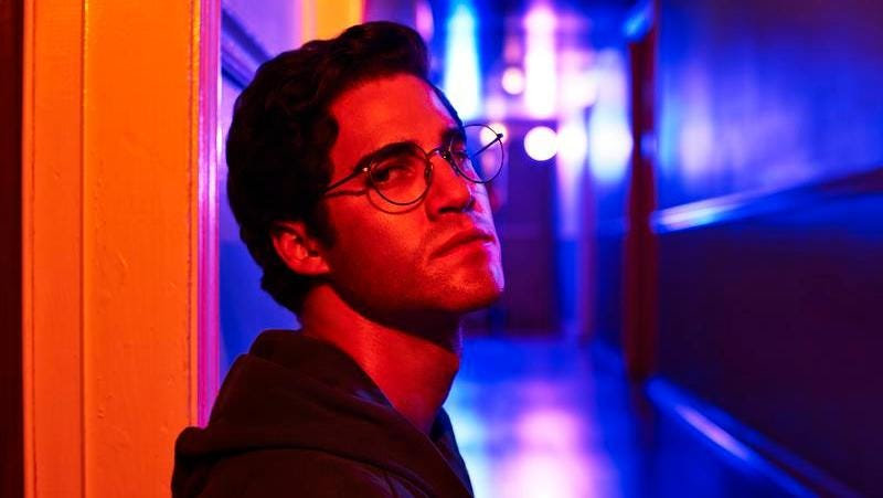 Darren Criss as Andrew Cunanan / Image via FX