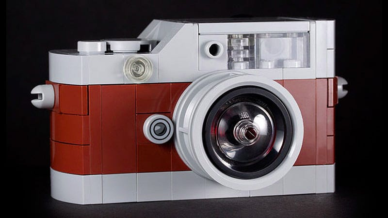 Illustration for article titled Build This Lego Leica M9-P Hermes and Save Yourself $49,962