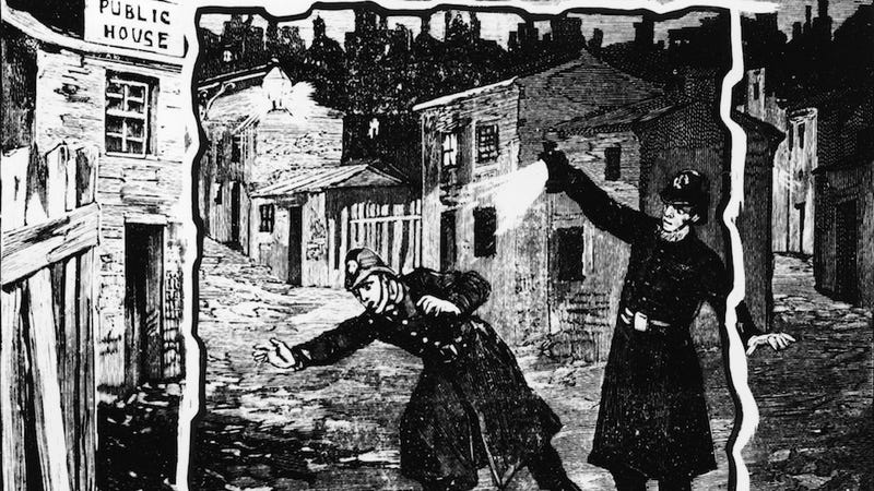 Illustration for article titled Jack the Ripper's Identity Revealed, Thanks to DNA Analysis