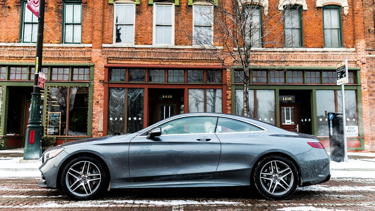 Having Driven The 2018 Mercedes-Benz S-Class Coupe, I No