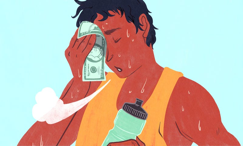 Illustration for article titled Running Isn't Cheap