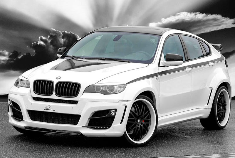 Illustration for article titled Lumma Design BMW CLR X 650 GT: Why Or Why Not?