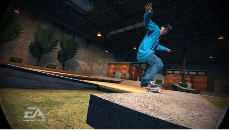 Illustration for article titled Dyrdek's Fantasy Plaza Coming to Skate 2